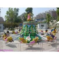 儿童乐园设备,自控小蜜蜂游乐设施,儿童游艺设施图片