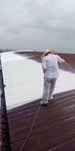 惠州市高空作業-樓頂隔熱防水