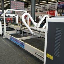 圆压圆清废点数堆码一体机淘宝12号点数收纸机全自动粘箱机厂家