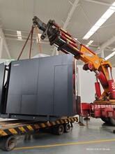 枣庄市设备搬运公司,精密设备吊装搬迁图片