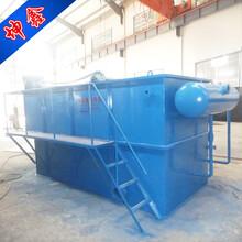气浮设备高效溶气气浮机平流式电絮凝汽浮装置