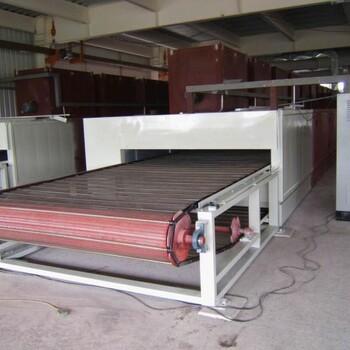 供应广州紫外线烘干线隧道炉可调节烘干炉