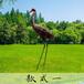 仿真玻璃钢雕塑仿真动物雕塑飞鹤雕塑景区公园园?#36136;?#33026;摆件厂家直销