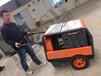奥拓DA1000汽油发电机10KW推车轻便移动式