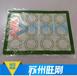厂家直销耐高温抗撕裂硅胶玻璃纤维马卡龙垫不沾曲奇饼玻璃纤维烤垫