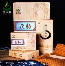 京众康茯茶茯韵-手筑原叶茯砖茶茯韵礼盒640g