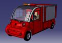 沈阳地区封闭式8座电动巡逻车价格