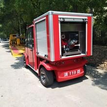 江苏微型社区电动消防车图片