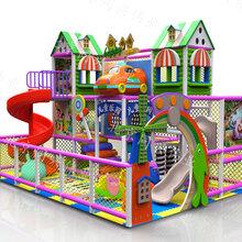 北京同兴伟业直销儿童小型淘气堡,糖果淘气堡设备,商场、公园图片