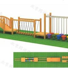 木制戶外滑梯秋千幼兒園大型體能拓展戶外游樂場設施兒童攀爬庭院滑滑梯直銷