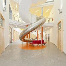 不锈钢滑梯、室内外螺旋滑梯、逃生通道滑梯、公园景区商场滑梯