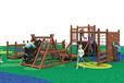 幼儿园户外滑梯玩具商场木质组合滑梯儿童拓展组合训练儿童游乐设施定制
