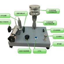 气体活塞压力计FKQ-0.25/0.6