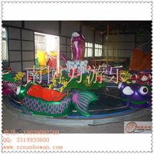 优质儿童游乐设施厂家南博万供应新款游乐设备熊造型水陆战车水陆激战儿童小型游乐设备图片