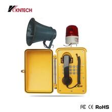 昆仑KNSP-08工业抗噪IP电话机防水防尘图片