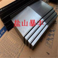 恒精CXG0640线轨数控车床伸缩式钢板防护罩价格