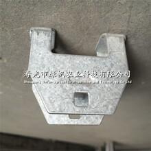 供应热镀锌卡槽卡簧固定器卡槽固定器32#25#图片