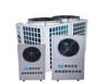 北方高温热水工程及暖气片采暖工程热泵机组