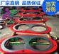 海纳机械(图)、福田37米泵车260眼镜板、砼泵配件贵港眼镜板