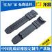 湖北塑胶表带制造厂家_来图订做优质硅胶表带非常专业