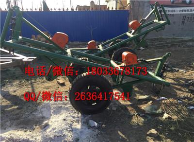 【自装卸拉杆车下置式加固炮车飞机轮运输车下置式运