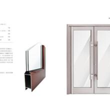 马克先生生产各种铝包木窗铝木复合窗断桥窗图片