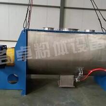 纳米材料混合机价格,奇卓粉体WLD-10000多功能混合设备螺带混合机厂家