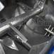 不銹鋼調味劑專用臥式犁刀混合機。