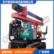 履带式打桩机全液压打桩机液压锤压桩机中国鲁恒