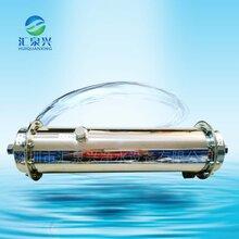 家用不锈钢净水器超滤国标1000升净水器超滤机不锈钢