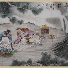 广西山水画如何出手南宁免费鉴定图片