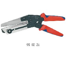 德国KNIPEX凯尼派克电缆剪切钳乙烯剪950221图片