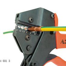 KNIPEX凱尼派克系統壓線鉗PEW12系統壓線鉗6240313圖片