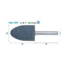 日本FSK轴付砥石工业打磨磨头MA-720