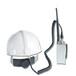 4G单兵头盔,便携式无线监控,无线监控摄像头,远程无线传输设备