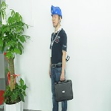 4G无线头盔图像传输系统消防头盔智能头盔式摄像机移动通信系统