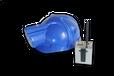 头盔厂家,4G头盔智能头盔,头盔式摄像机,照明功能通信头盔