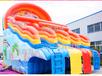 大型充气游艺设施专业设计加工定做游乐设备
