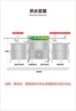 天蕊代销好帮厨高温蒸汽消毒机商用小型洗碗机给顾客舌尖上的安全