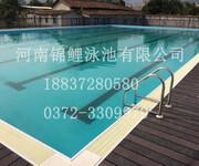 拆装式游泳池的优势图片