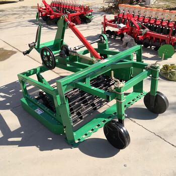 4uds-1.4型大蒜收获机挖掘机出蒜机