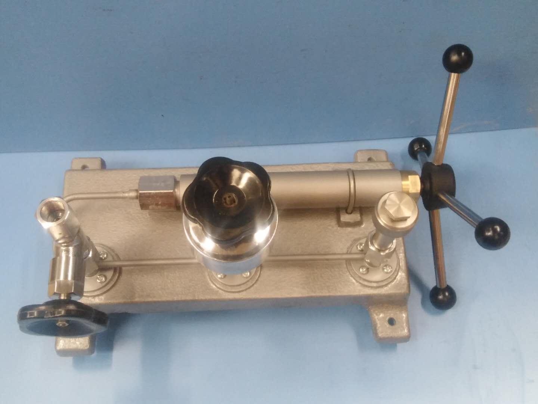 西仪一厂压力表校验器271.01.27压力校验标定