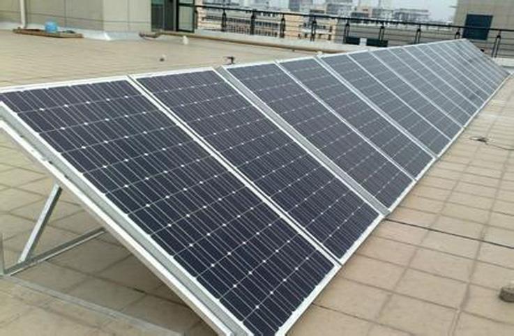 全国供应英利太阳能电池板多晶硅系列20-260w可选供并网发电系统使用