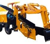 挖掘装载机(刮板扒渣机)