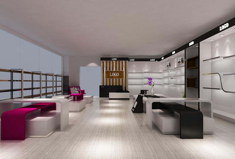 皮具店/精品專賣店裝修設計公司前十強/成都門店商鋪裝修設計公司