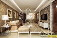 呼和浩特城市人家装修公司装潢设计回明区城发绿园欧式风格效果图