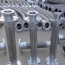 DN100活套法兰金属软管不锈钢、碳钢-宇星管业生产单位