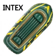 INTEX加厚4人橡皮艇