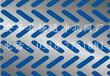 山东国润专业生产八字形冲孔网多孔板冲孔筛板冲孔板