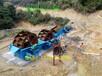 大型洗砂机、洗砂机、广西泰鑫机械厂加工定制